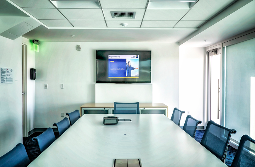 Conference Room within jetBlue