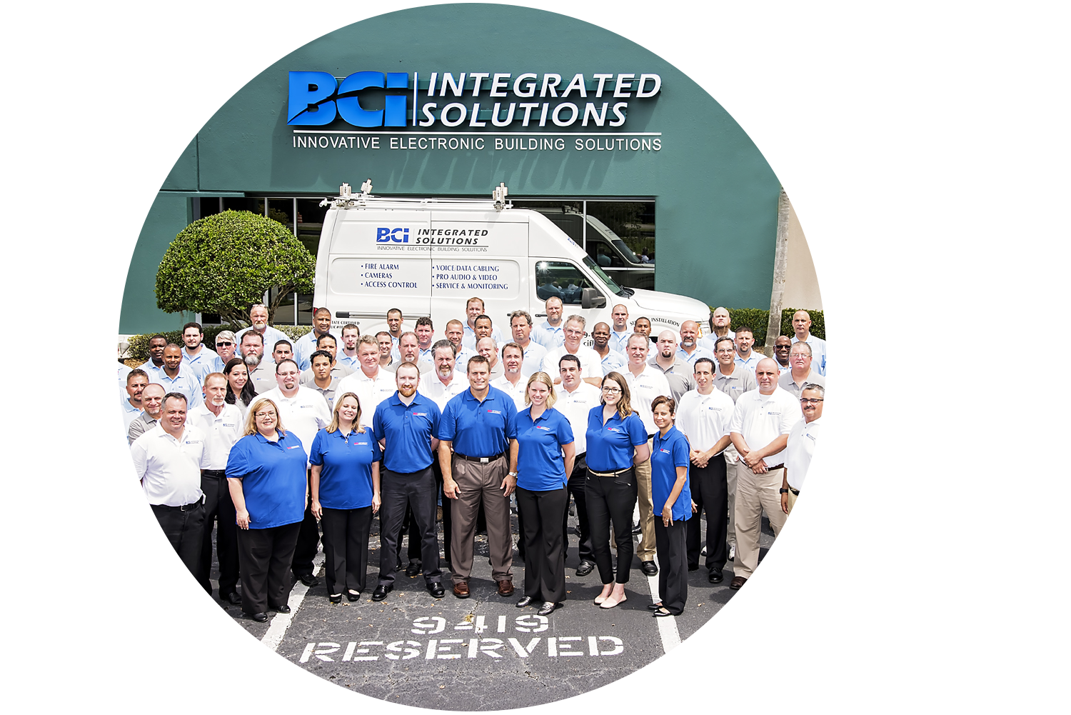 BCI group photo