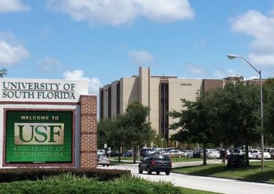 USF Joint Military Leadership Center