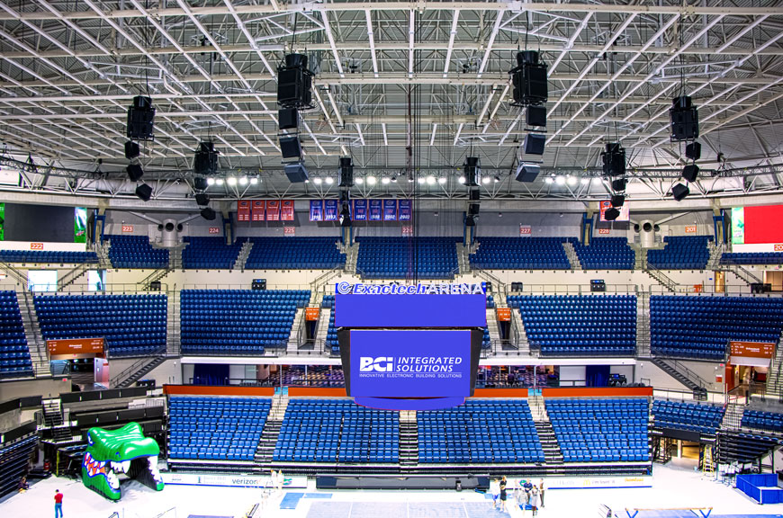 University of Florida Stephen O'Connell Center
