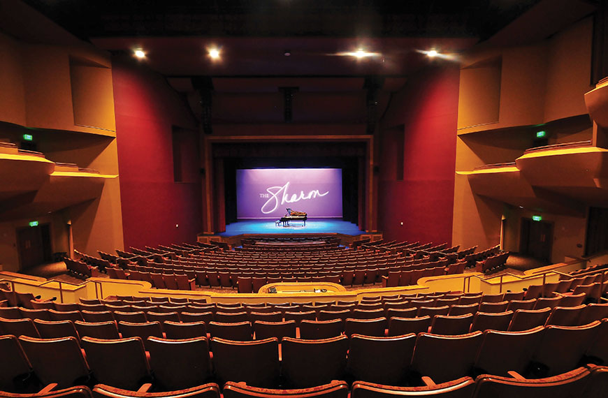 Sharon L. Morse Performing Arts Center