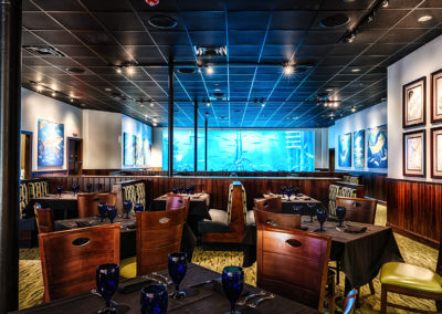 Guy Harvey Outpost Dining Room