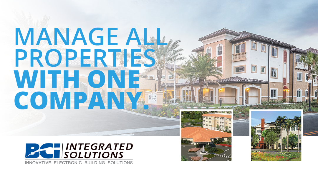 Managing All Your Properties with One Company