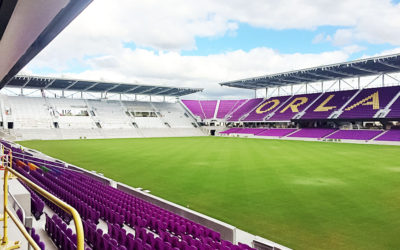 BCI Orlando City Project Featured in Building Central Florida