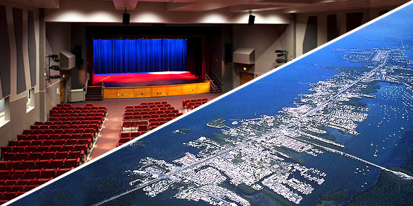 BCI Awarded 3 Large AV Projects in the Florida Keys