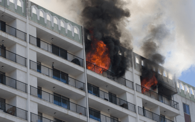 Fire Code Requires High-Rise Condominiums to have Fire Sprinkler Retrofit