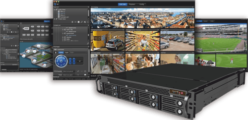 BCI video management system