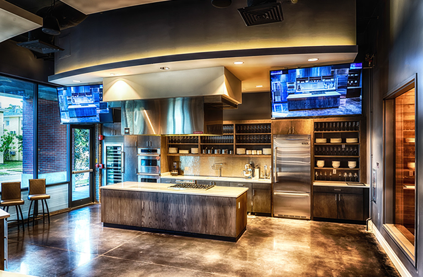 Epicurean Hotel's Theater Kitchen
