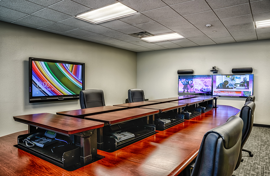 Public County Public Safety Conference Room