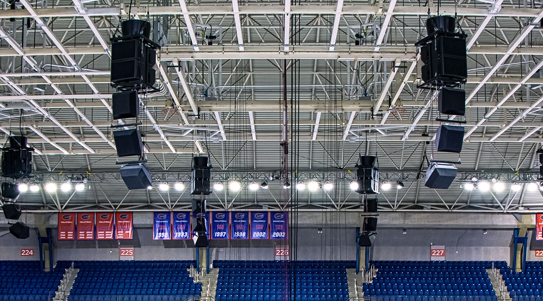 Exactech Arena at the Stephen C. O'Connell Center Case Study