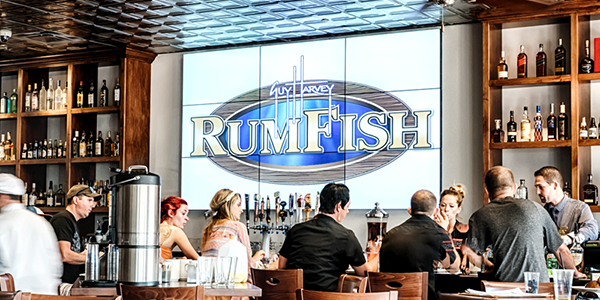 TradeWinds RumFish Grill