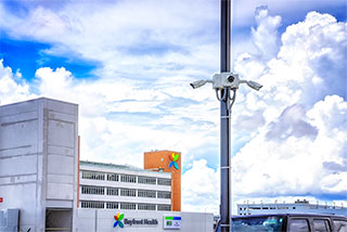 We upgrade your convergint security system cctv monitoring