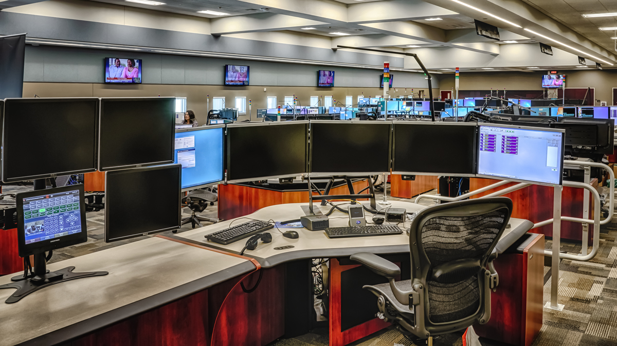 Pinellas County Public Safety Control Center