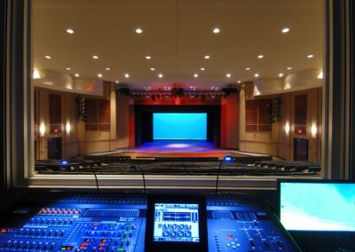 university theater digital console