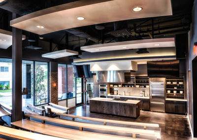 Theater Kitchen Front View