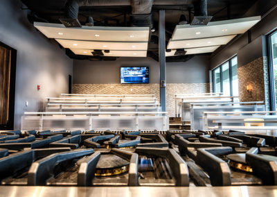 burns steakhouse theater kitchen at epicurean