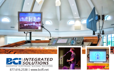 Ensuring Your AV Systems Will Work on Large Events