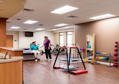 rehab center for skilled nursing