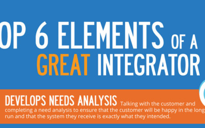 What Makes a Great Integrator? [Infographic]