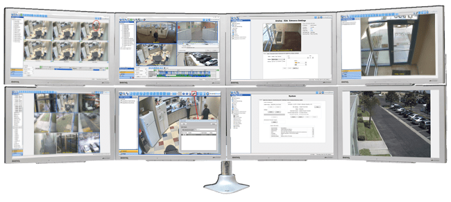 flexible video management