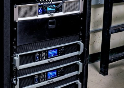 Key West High School Amp Rack