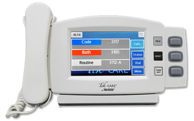 TekTone Caters to Your Resident Call & Nurse Call Needs with the New Tek-CARE 160